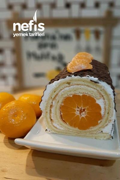 Rulo Pasta (Mandalinalı)