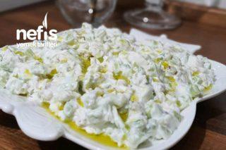 Salatalık Ceviz Yoğurtlaması Tarifi