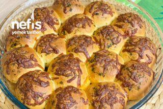 Bublle Bread (Baloncuk Baloncuk Ekmek) Tarifi