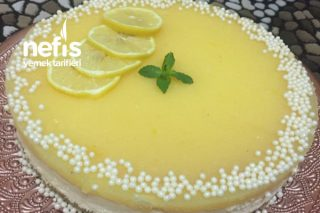 Cheesecake Limonlu Tarifi