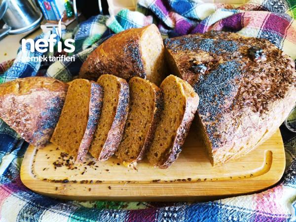 Çhia Tohumluı, Ekşi Mayalı Çavdar Ekmeğimiz (El Değmeden,)