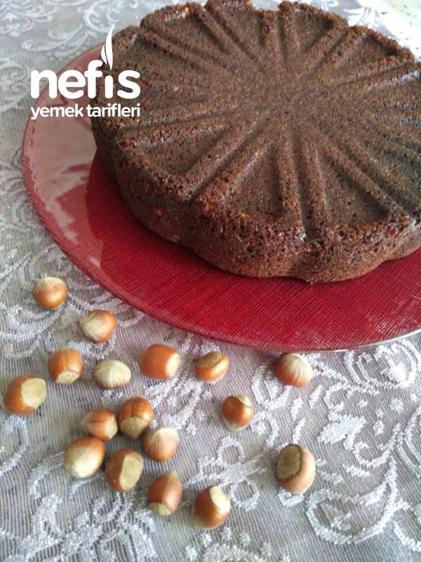 Fındıklı Kek (Hazır Topkek Tadında,toz Pudingli)
