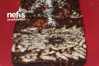 Kolay Mozaik Pasta Tarifi