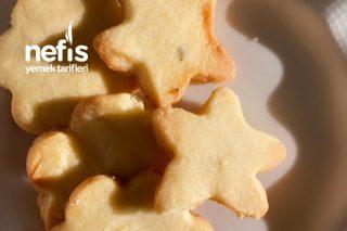 Limonlu Biberiyeli Kurabiye (Rosemary Cookie) Tarifi
