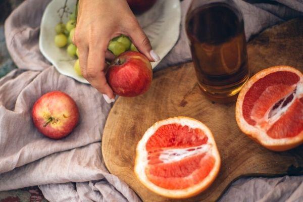 meyve sebze tüketimi