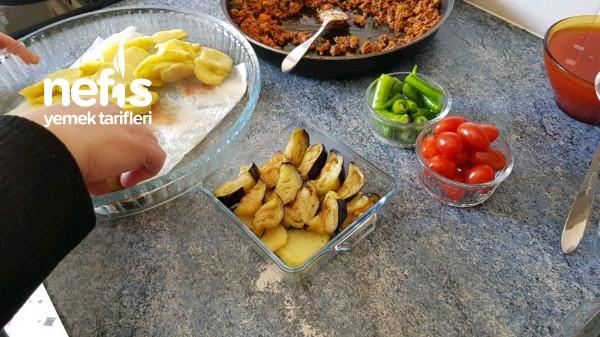Porsiyonluk Patlıcan Oturtma (Videolu)
