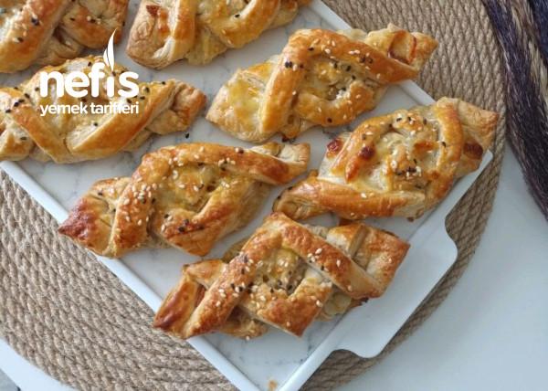 Şekli Şahane Milföy Böreği
