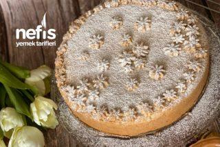 Vişneli Pudingli Süpriz Pasta Tarifi