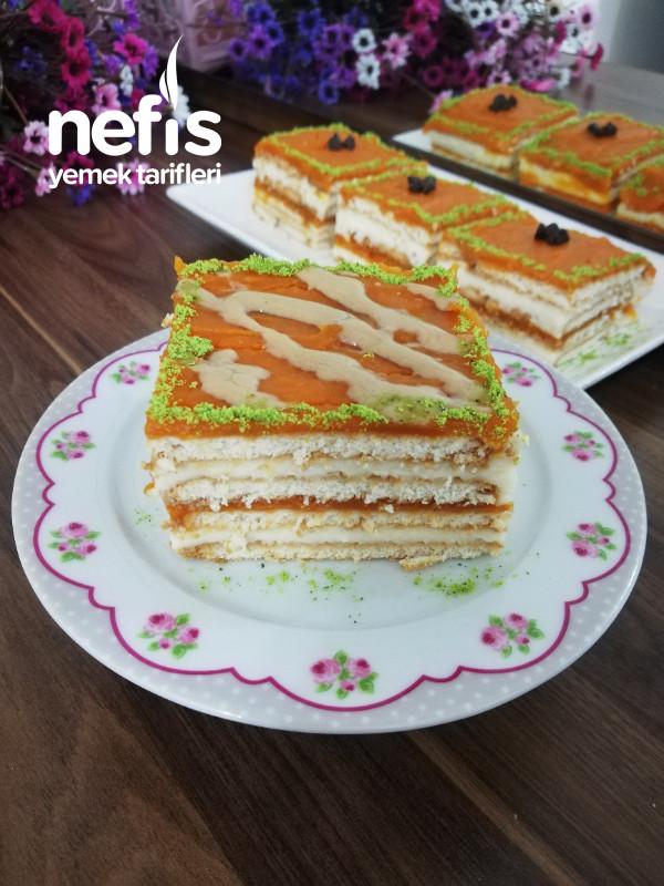 Balkabaklı Enfes Pasta