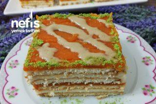 Balkabaklı Enfes Pasta Tarifi