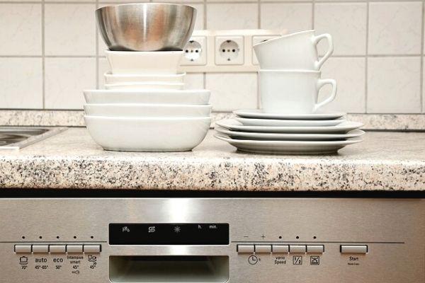 bulaşık makinesi nasıl yerleştirilir