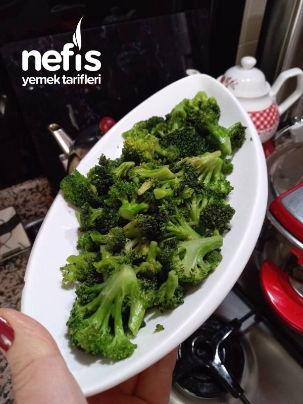 Enfes Yoğurtlu Brokoli