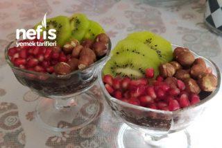 Kakaolu Tarçınlı Humus Tarifi