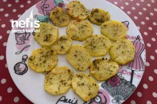 Kekikli Patates Dilimleri Tarifi