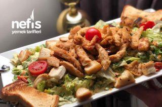 Muhteşem Tavuklu Salata Tarifi