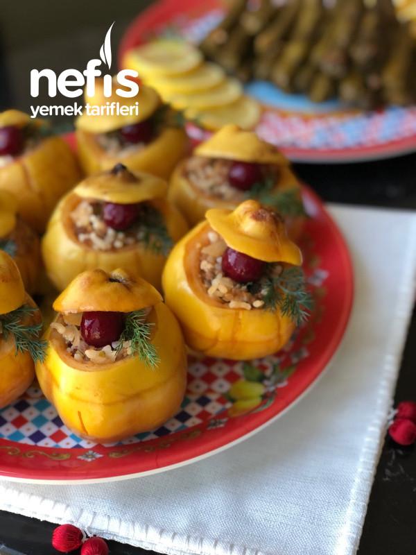 Nefis Ayva Dolması (Osmanlı Mutfağı)