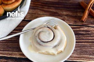 Tarçınlı Çörek Cinnamon Rolls Tarifi