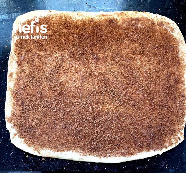 Tarçınlı Çörek: Cinnamon Rolls