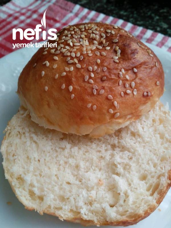 Tek Hamur İle 2 Çeşit Poğaça ve Hamburger Ekmeği