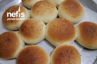 Hamburger Ekmeği (Pofidik Pofidik) Tarifi