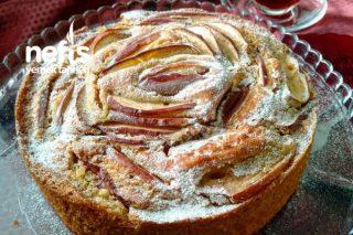 İlginç Elmalı Tarçınlı Kek Tarifi