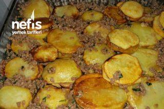 Patates Oturtması Tarifi