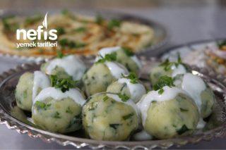 Patates Salatası Topları Tarifi