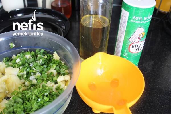 Patates Salatası Topları