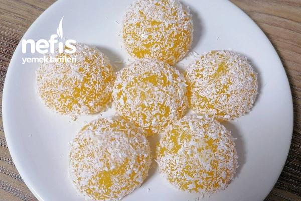 Portakallı Mandalinalı Lokumlar