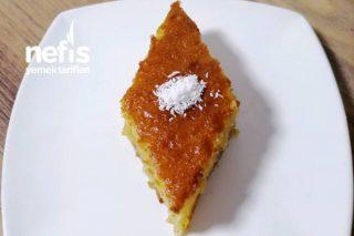 Portakallı Revani (Çok Lezzetli) Tarifi