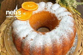 Portakallı Tarçınlı Yumuş Kek Tarifi