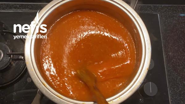 Sarımsaklı Tarhana Çorbası