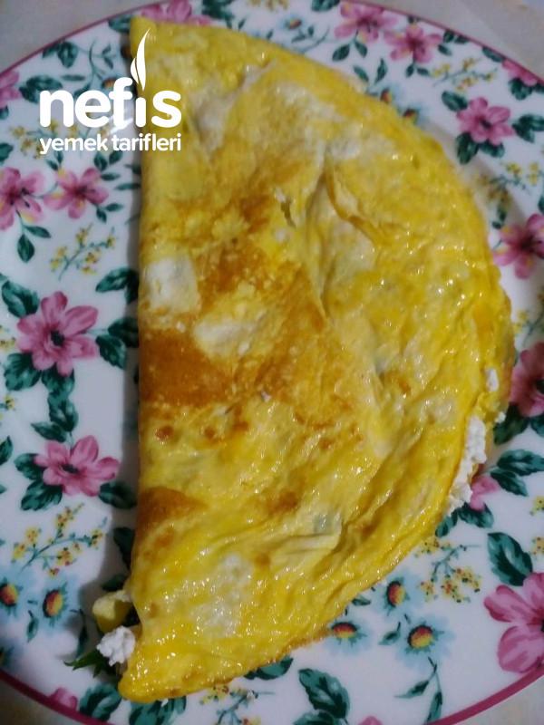 Bebeklere Özel Besleyici Omlet