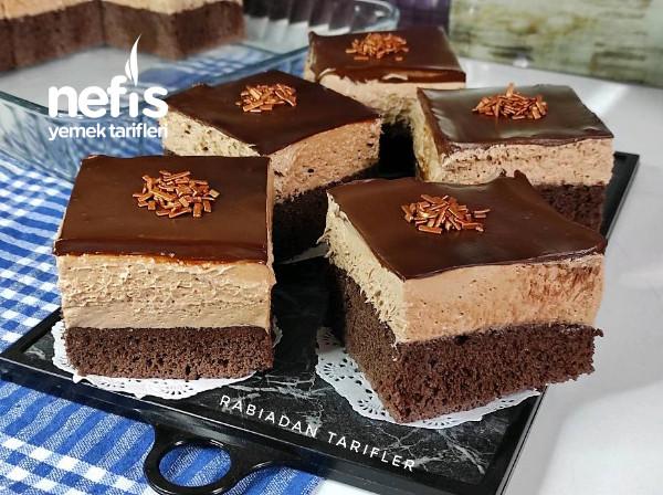 Bol Çikolatalı Pasta