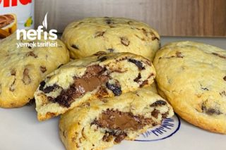 Chocolate Chip Cookies Tarifi