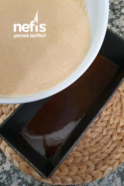 Flan Coco Tatlısı(Süt reçeli tarifi ile)