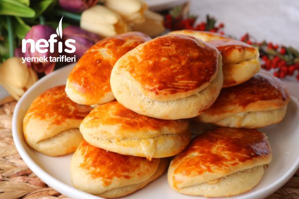 Güllüoğlu Gerçek Pastahane Poğaçası (Videolu)