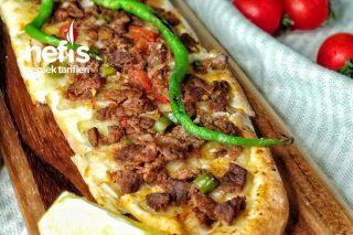 Konya'nın Meşhur Etli Ekmeği Tarifi