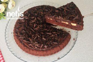 Pasta Tadında Tart Kek Tarifi (Videolu)