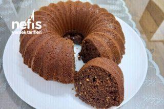 Pudingli Enfes Top Kek Tadında Kek Tarifi