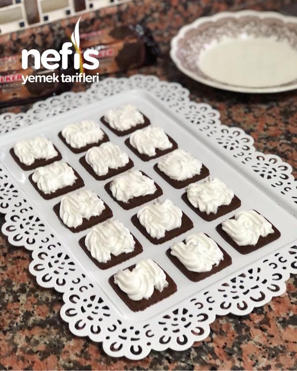 Bisküvili Nefis Kolay Pasta
