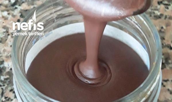 Ev Yapımı Sağlıklı Nutella