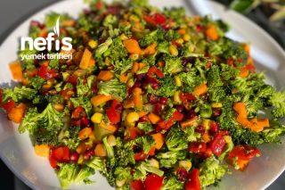 Narlı Brokoli Salatası Tarifi