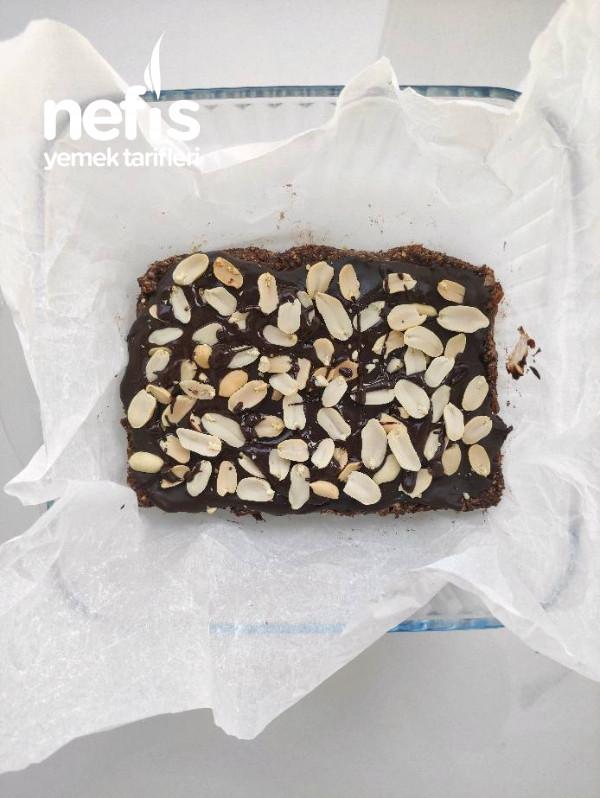 Sağlıklı Efsane Leziz Hurmalı Çikolatalı Atıştırmalık