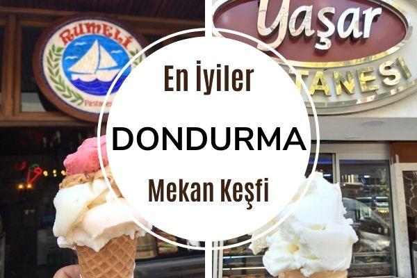 Türkiye'de En İyi Dondurma Nerede Yenir? Tarifi