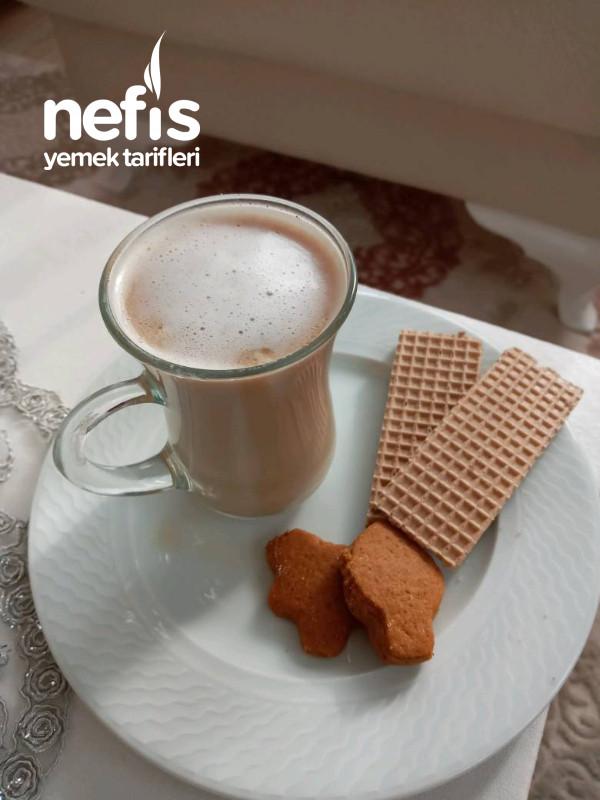 Ev Yapımı Latte (Denendi Ve Onaylandı)