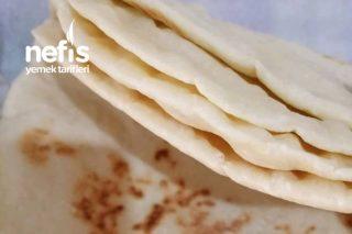 Lavaş Ekmeği (Pamuk Gibi Yumuşacık) Tarifi