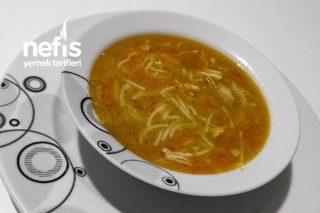 Şehriyeli Tavuk Çorbası (Muhteşem Lezzet) Tarifi