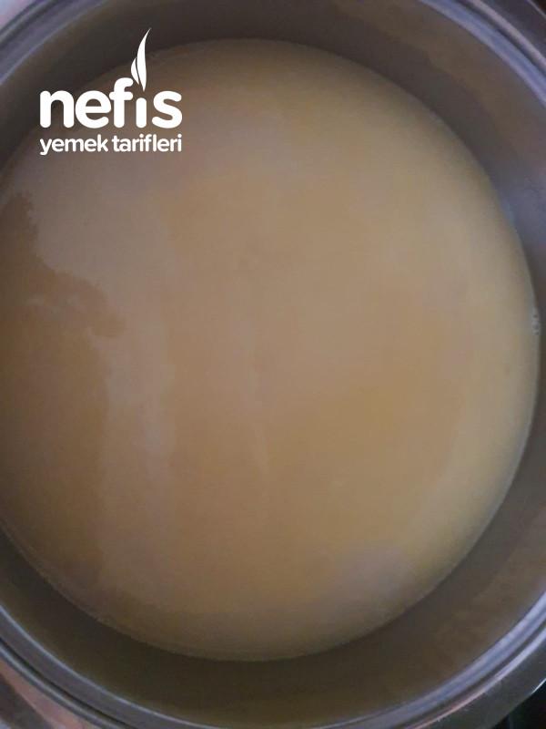 Sütlü Mercimek Çorba
