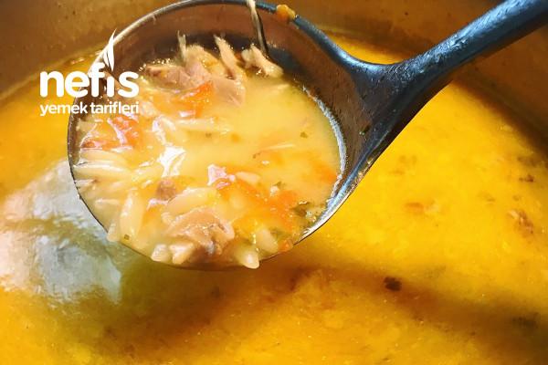 Tavuk Suyu Çorba